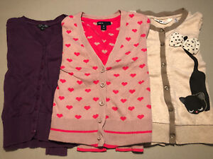 Lot Vêtements fillette 6-7 ans