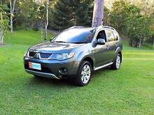 $64 P/Week 7 SEATER Outlander XLS Luxury 4x4 Leather Sunroof DVD Worongary Gold Coast City Preview