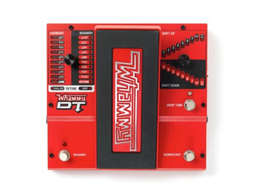 DigiTech Whammy DT Pitch Shifter Drop Tune Guitar Effects Pedal