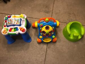 Baby toys/ Bumbo chair