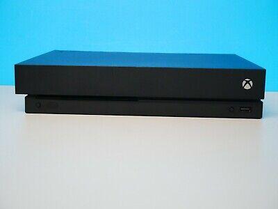 Microsoft Xbox One X 1TB Games Console - Black *FAULTS IN DESCRIPTION* (984809)