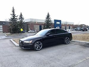 2014 Audi S6 4.0T - Black Optics - Good Condition