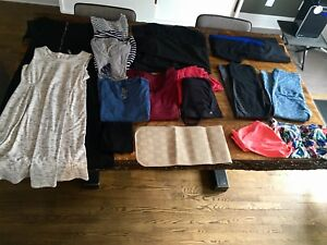 Maternity clothes / vêtements de maternité