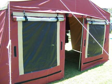 Traditional Campers Camp Trailer Kurwongbah Pine Rivers Area Preview