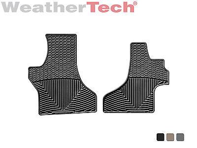 3 Series Custom Floor Mats - WeatherTech All-Weather Floor Mats for Ford Econoline E-Series - 1997-2018