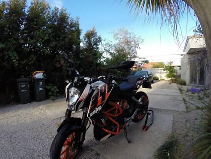 2014 KTM Duke 390 Croydon Park Port Adelaide Area Preview