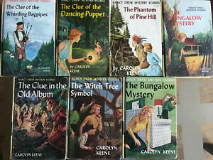 Nancy Drew books for sale