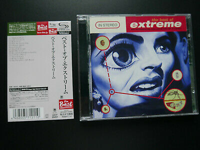 EXTREME - The Best Of Extreme: An Accidental Collocation Of Atoms ? JAPAN SHM (Extreme The Best Of Extreme An Accidental Collocation Of Atoms)