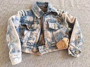 Suko Girl jean jacket