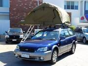 AUTO AWD ROOF TOP TENT!!!2000 Subaru Outback 1 YEAR WARRANTY!!! Victoria Park Victoria Park Area Preview