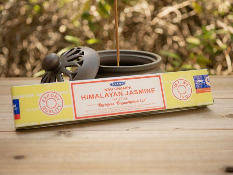 Satya Himalayan Jasmine Nag Champa Incense Stick