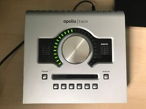 UAD Apollo Twin Duo Thunderbolt