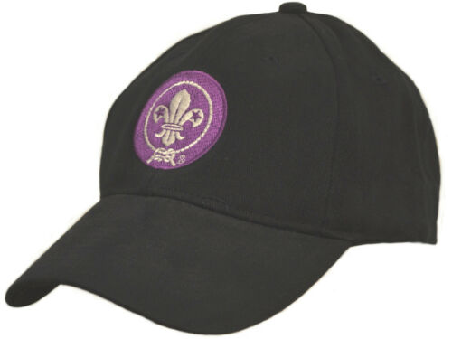 70090  24th WORLD SCOUT JAMBOREE 2019  WORLD SCOUT CAP - NAVY - BRAND NEW!