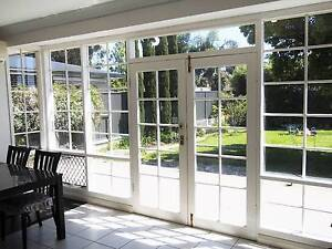 Solid Timber Frame Colonial French Doors in Great Condition Hazelwood Park Burnside Area Preview