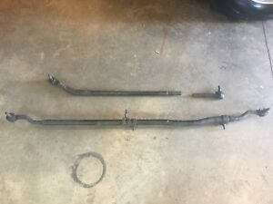 Jeep Rubicon Tie  Rods