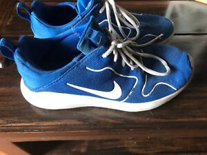 Boys Nike Runners- great shape!  Youth Size 7