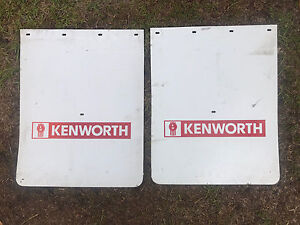Kenworth truck mud flaps Bolwarra Heights Maitland Area Preview
