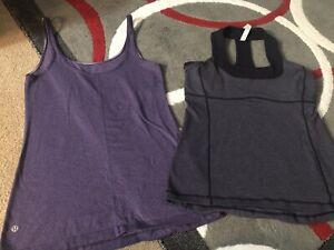 Lululemon top lot