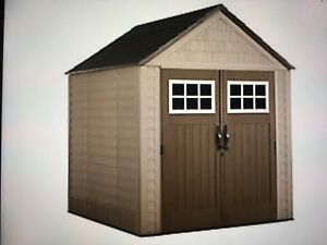 Wanted 8 x 8 shed or less