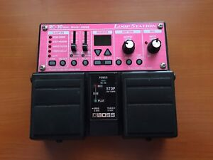 Boss RC-30 Dual Track Looping Pedal