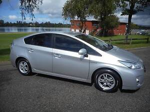 2009 Toyota Prius Hatchback Glenthorne Greater Taree Area Preview