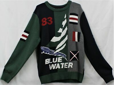 Nautica 3PD Pineneedle Exclusive Sweater Size L