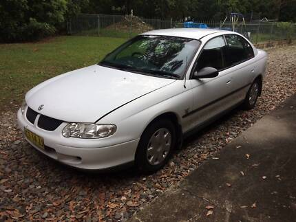 2002 vx commodore