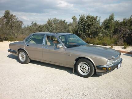1988 Jaguar Sovereign Sedan Chittering Chittering Area Preview