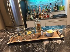 $80 Tequila Serving Tray
