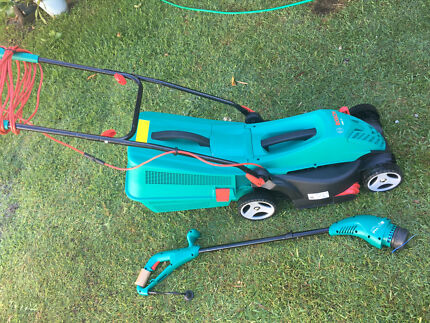 Bosch Electric Mower & Trimmer