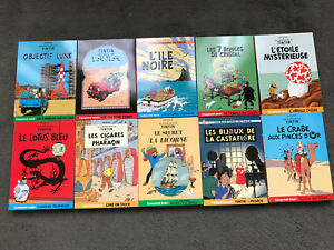 Collection de DVD de films de Tintin