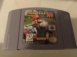 Mario kart nintendo 64
