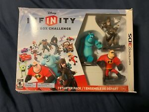 Infinity toy box for Nintendo 3DS