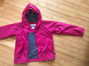 Columbia rain jacket/wind breaker