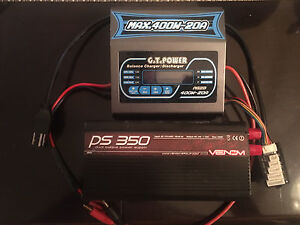 LIPO CHARGER AND POWER SUPPLY