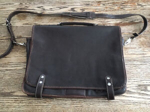 Roots Bag - Prince Leather