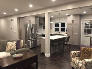 Newly Renovated 3 Bedroom Upper Unit, St. Mary's Hospital