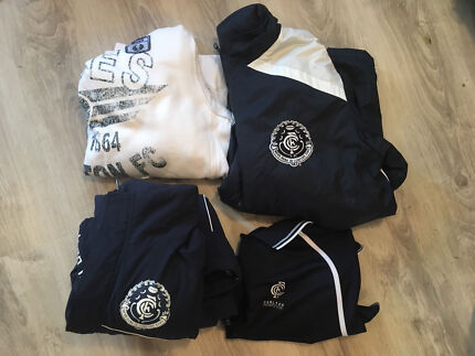 Carlton Blues Items