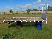 Truck tray body Warwick Southern Downs Preview