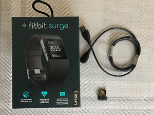 Fitbit Surge (In Original box with all accessories)