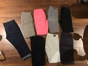 Jeans and pants size 4-6