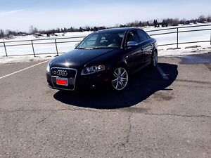 2007 Audi S4 Low KM's MINT SAFETIED/ETESTED