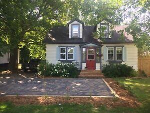 Beautiful home with yard close to downtown