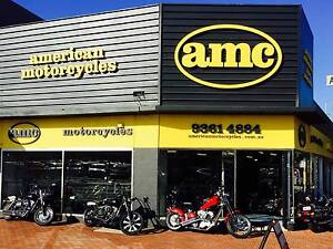 AMERICAN MOTORCYCLES USED HARLEY DAVIDSONS Victoria Park Victoria Park Area Preview
