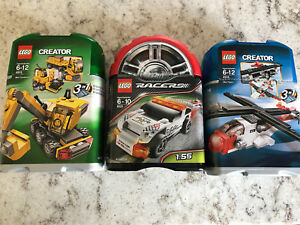 Lego 3in1 sets