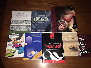 Business books and others