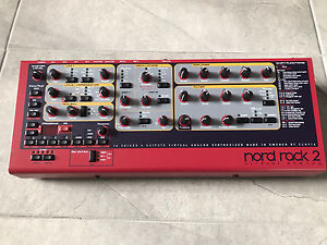 nordlead nord rack 2