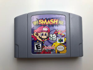 Super Smash Bros N64