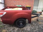 Bt50 tub trailer Epsom Bendigo City Preview
