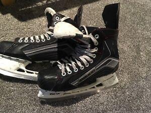 """Men""""a Bauer Vapor Skates Size 7 (shoe size 8.5)"""